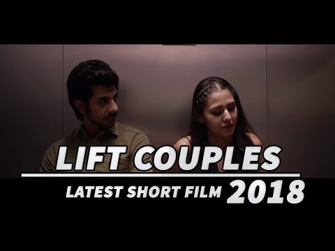 LIFT COUPLES (SEX)  latest Hindi hot Short Films/Movies 2018