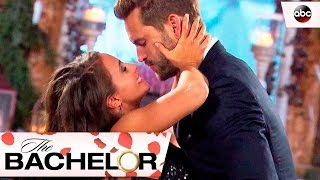 Nick Proposes to Vanessa - The Bachelor 21x11 Video