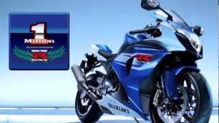 9. 2013 Suzuki GSX-R1000 1 MILLIONTH COMMEMORATIVE EDITION - www.suzukicycles.com