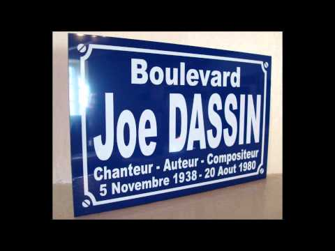 Joe Dassin - La mal-aimée du courrier du coeur (видео)