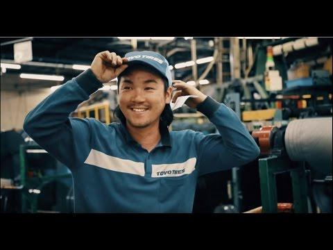 Как производят шины Toyo?