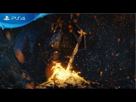 Dark Souls Remastered: анонсирующий трейлер видео