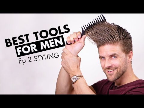 New hairstyle - Pick the BEST Comb For You Hair  Episode 2  Men's Inspiration