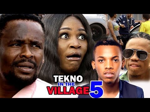 Tekno In The Village Season 5 - 2018 Latest Nigerian Nollywood Movie Full HD