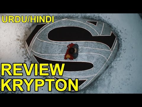 Krypton Pilot Episode Review and Easter Andey in Urdu/Hindi