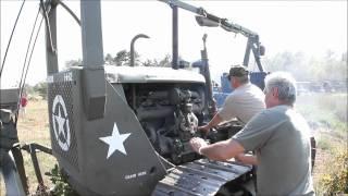 Video Starting a WWII Caterpillar D-7 [1080p HD] MP3, 3GP, MP4, WEBM, AVI, FLV September 2019