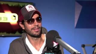 Enrique Iglesias @ Duele El Corazón – Enrique Santos (Entrevista) videos