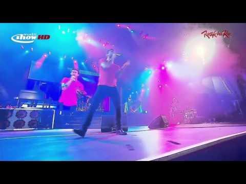 Maroon 5 - Stutter(Live)- Rock In Rio 2011 HD