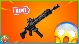 *BREAKING* Tactical Assault Rifle Is HIER!! Dit is TE Gaaf!!