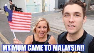 Video MY MUM CAME TO MALAYSIA!!! MP3, 3GP, MP4, WEBM, AVI, FLV Desember 2018