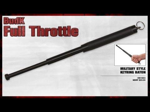 Military Style Keyring Baton – $12.99