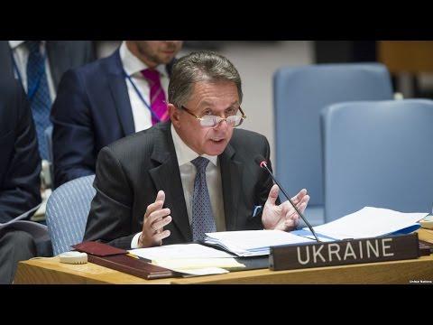 Засідання Радбезу ООН через загострення ситуації на Донбасі (пряма трансляція)