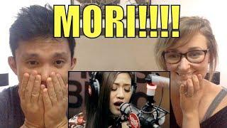 "Video Morissette performs ""Akin Ka Na Lang"" LIVE on Wish 107.5 Bus REACTION MP3, 3GP, MP4, WEBM, AVI, FLV Juli 2018"