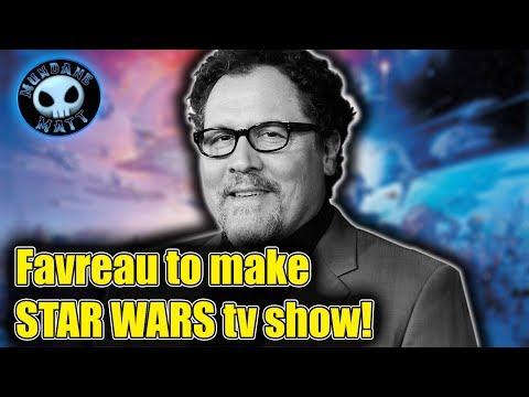 Jon Favreau bringing STAR WARS tv series to Disney Streaming