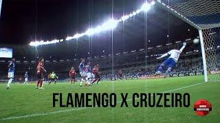 Melhores Momentos da vitória do Flamengo contra o Cruzeiro por 1x0 pela 8ª rodada do primeiro turno do Campeonato...