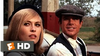Nonton Bonnie and Clyde (1967) - A Getaway Driver Scene (4/9) | Movieclips Film Subtitle Indonesia Streaming Movie Download