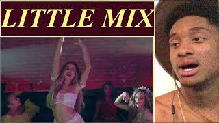 CNCO, Little Mix - Reggaetón Lento Remix Official Video ALAZON EPI 269 REACTION