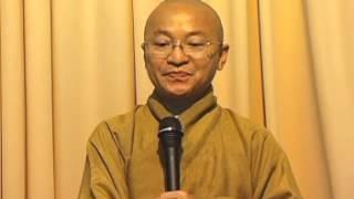 Kinh trung bộ 127: Bản chất tâm giải thoát - Thích Nhật Từ