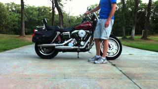 2. 1994 Harley Dyna Glide Convertible