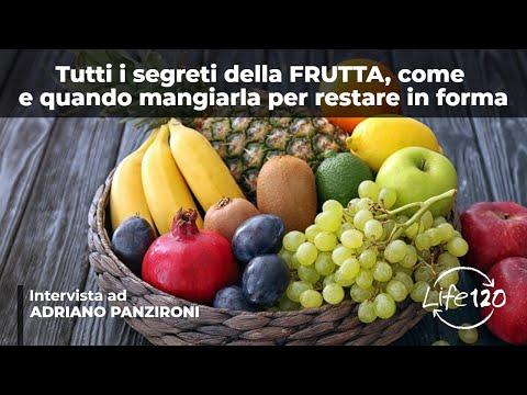 i segreti della frutta: come e quando mangiarla