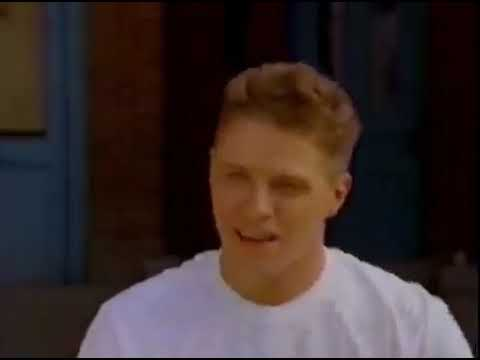 1989 Thomas F  Wilson on playing young and old Biff Tannen