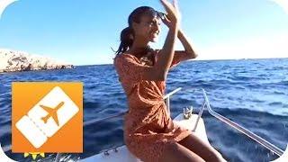 Reisefieber: Sara Nuru Und Uwe Krist In Neapel, Reisefieber EUROPA