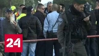 Иерусалим: число жертв теракта с грузовиком возросло