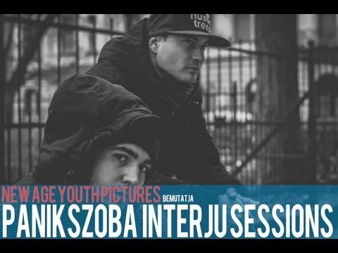 PÁNIKSZOBA - Interjú Sessions vol.1
