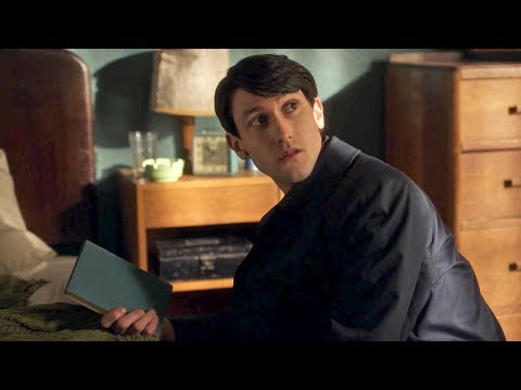Endeavour Season 5 Episode 1: Scene