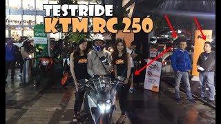 Video TESTRIDE KTM RC 250 DI JALANAN MACET BANDUNG - GATEL PENGEN WHEELIE MP3, 3GP, MP4, WEBM, AVI, FLV Juni 2019