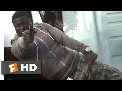 Ride Along 2 - Bulletproof Ben Scene (9/10) | Movieclips