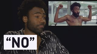 "Video Donald Glover Doesn't Want To Explain ""This is America"" Music Video MP3, 3GP, MP4, WEBM, AVI, FLV Mei 2018"