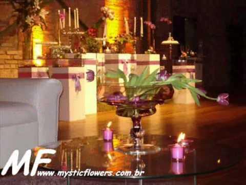Decoração de Casamento - Mystic Flowers