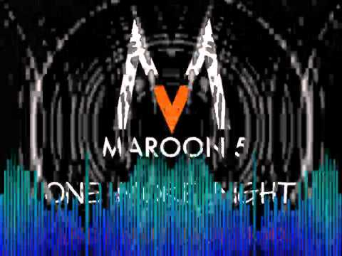 Maroon 5 - One More Night ( Andy Wait Radio Remix).mp4