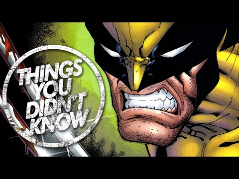 7 Things You Didn t Know About Wolverine