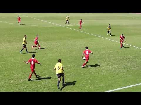 Liverpool FC Cyprus U16 Game 1 Vs Digenis Ypsona Highlights