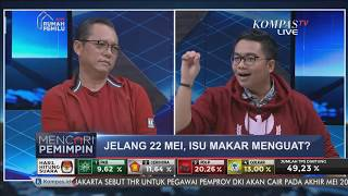 Download Video Jelang 22 Mei, Isu Makar Menguat? - MENCARI PEMIMPIN (1) MP3 3GP MP4