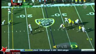 De'Anthony Thomas vs Fresno State & Cal (2012)