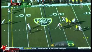 De'Anthony Thomas vs Fresno State & Cal (2012)