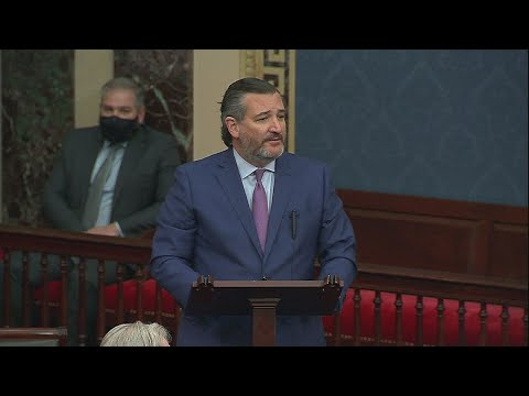WATCH: Sen. Ted Cruz's remarks before riots at US Capitol | KVUE