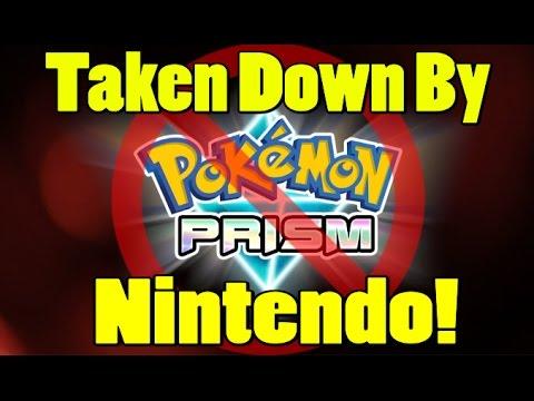 Nintendo DMCA's Pokemon Prism Mere Days Before Release