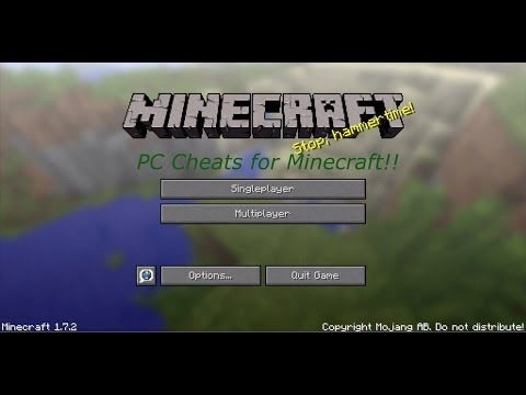 Minecraft PC Cheats