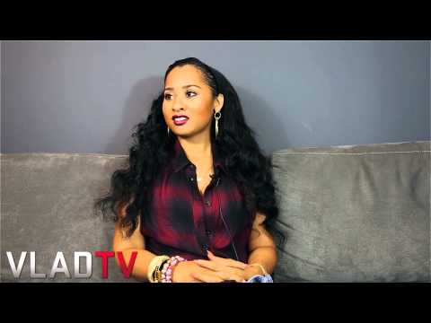 side - http://www.vladtv.com - Tammy Rivera opens up about being married before getting together with Waka Flocka, and says that she had a boyfriend since eighth grade that she married when she was...