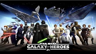 Star Wars™ Galaxy of Heroes (by Electronic Arts) - iOS / Android - Walkthrough Part 3, EA Games, video games
