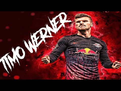Timo Werner | All Goals & Magical Skills | New Player Chelsea