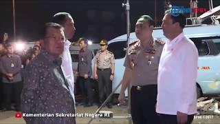 Video Momen Kapolda Metro Jaya Bertabrakan dengan Paspampres saat Buru buru Menghadap Presiden Jokowi MP3, 3GP, MP4, WEBM, AVI, FLV Februari 2018
