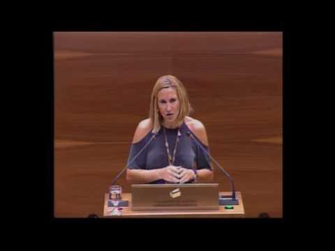 Ana Beltrán, sobre la Oficina de Buenas Prácticas y Anticorrupción propuesta por el cuatripartito