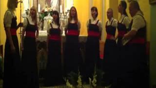 "Moje si more (Rončević-Rončević-Pecman) ""Naših 5 let"" Crkva Svete Jelene Dramalj, 30.06.2013."