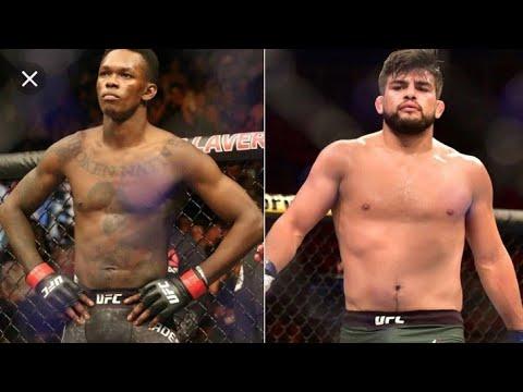 UFC 236: Israel Adesanya Octagon Interview