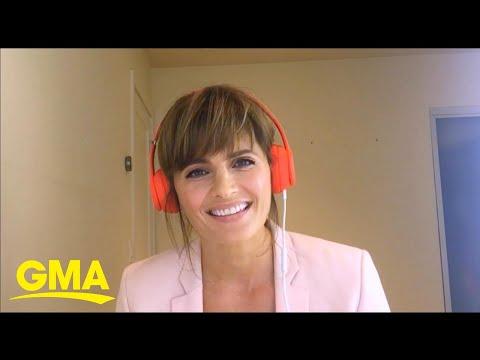 Stana Katic talks new season of 'Absentia' l GMA